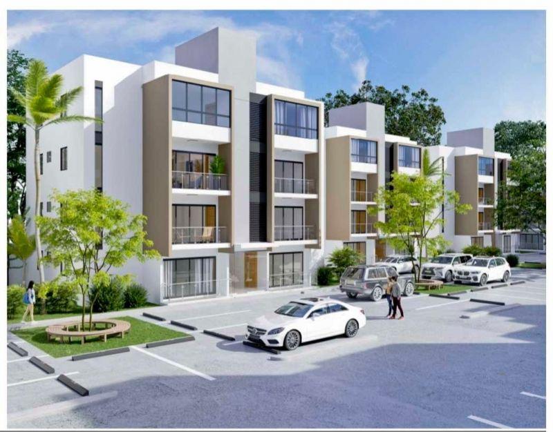 APARTAMENTOS NUEVOS DE 90 m2 EN PROYECTO CERRADO EN CONSTRUCCIÓN. ENTREGA JUNIO 2021. | Bienes Raices Republica Dominicana