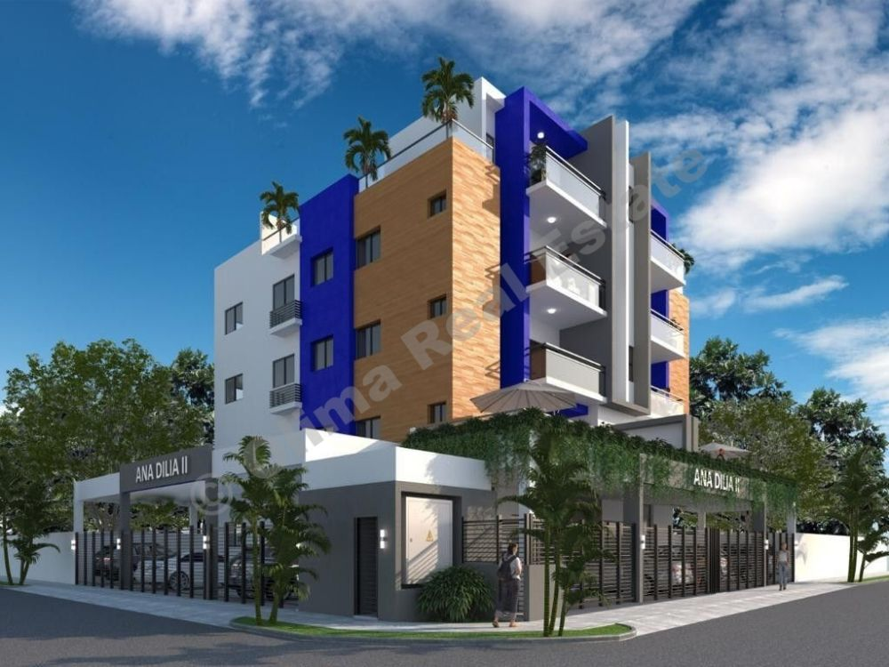 Comfortable apartments in one of the most privileged areas of Santo Domingo. | Real Estate in Dominican Republic