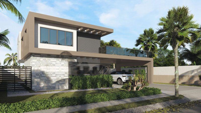 Quieres un Casa en Punta Cana en un proyecto con un verdadero Parque de Atraccion desde 147,000 US$? | Bienes Raices Republica Dominicana