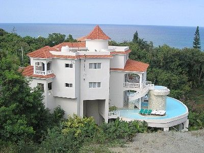 gorgeous Villa with spectacular ocean and mountain view  | Real Estate in Dominican Republic