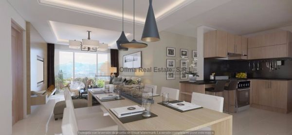 - Penthouse Tipo A | Bienes Raices Republica Dominicana