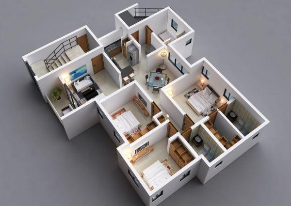 Es un complejo habilitación de 60 apartamentos caracterizado por su diseño moderno, seguro y elegante, terminación de primera y excelente ubicación Villa Maria | Bienes Raices Republica Dominicana