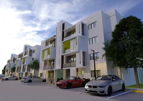 Apartments in excellent area | Real Estate in Dominican Republic